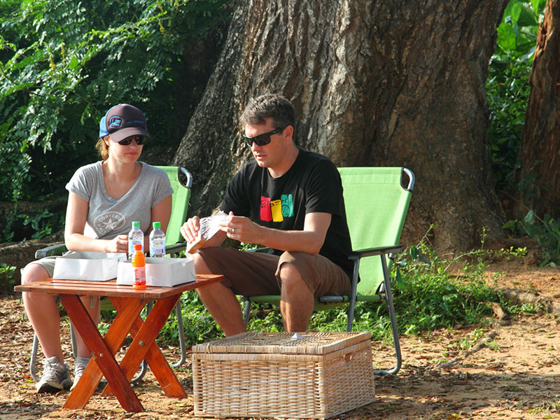 Yala Lake Camp Safari Tour