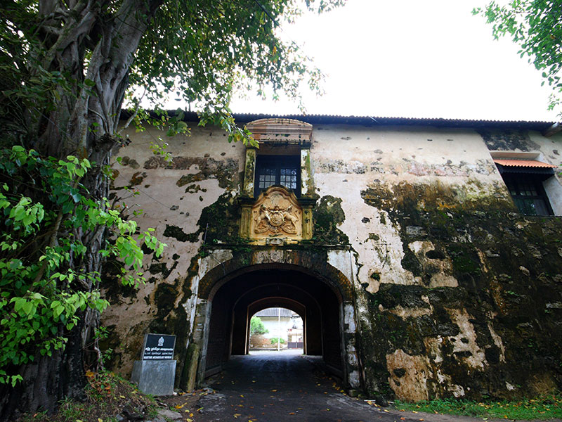 Visit Galle Dutch Fort