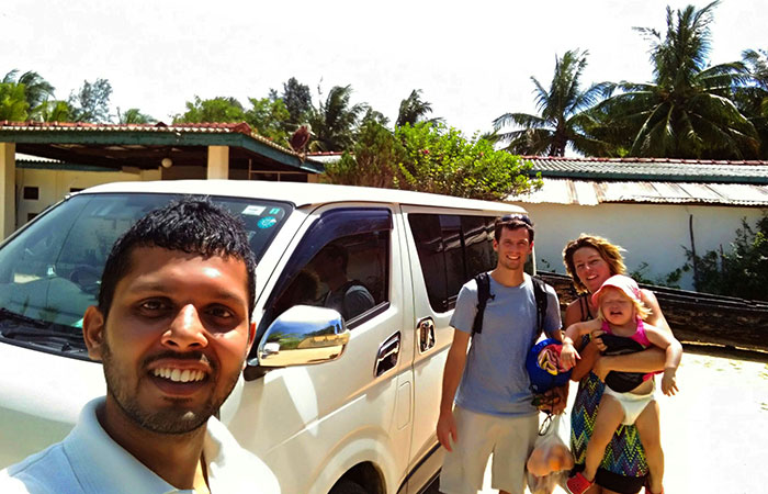Colombo International Airport pick up and drop to Yala