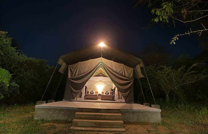 Wilpattu 2 nights and 3 days safari camping