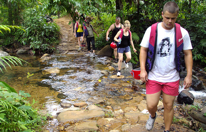 Adventure Day Trip in Kitulgala