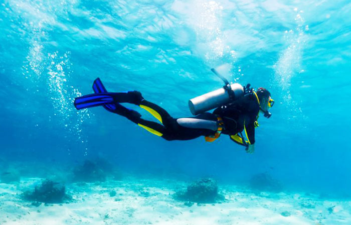 Trincomalee/Nilaveli 10 Dive package with all equipment