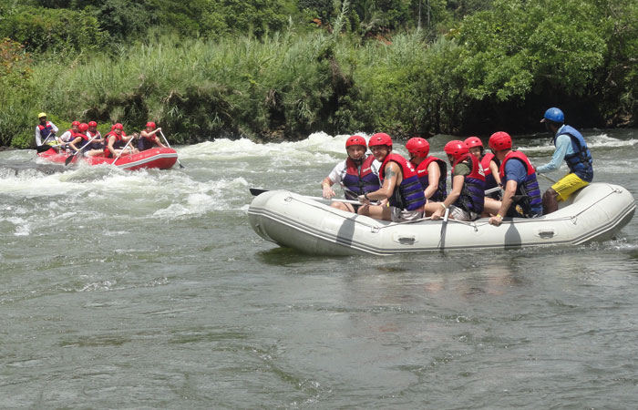 Adventure River Expedition in Kitulgala